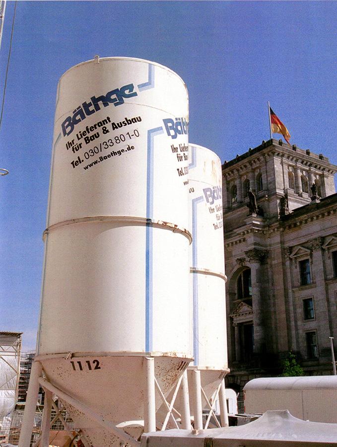 Silo-Reichstag